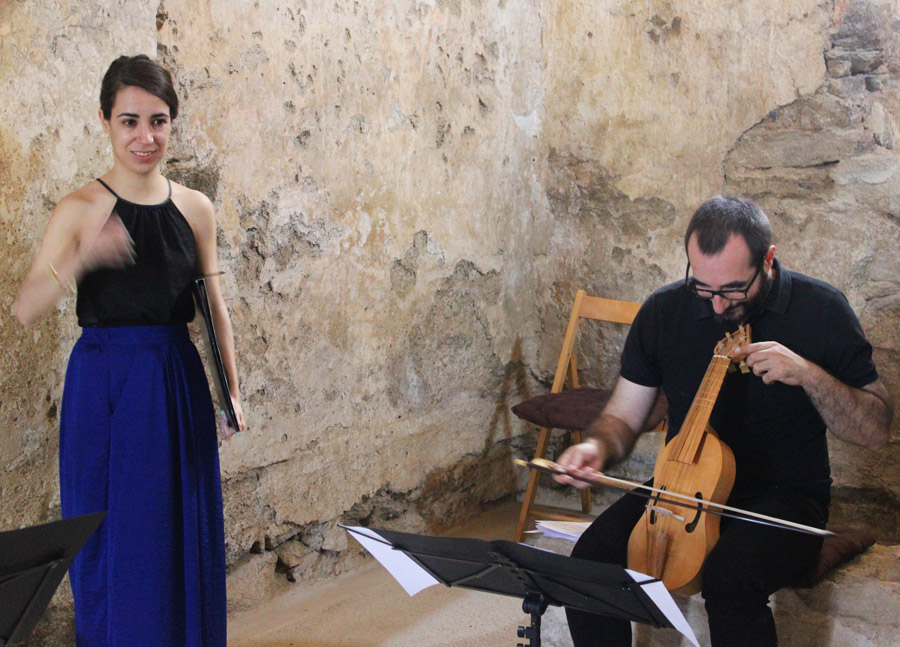 Concert in Sant Pere